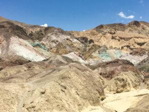 Artist's Palette Day Trip Las Vegas Death Valley