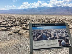 Devil's Golf Course Day Trip Las Vegas Death Valley