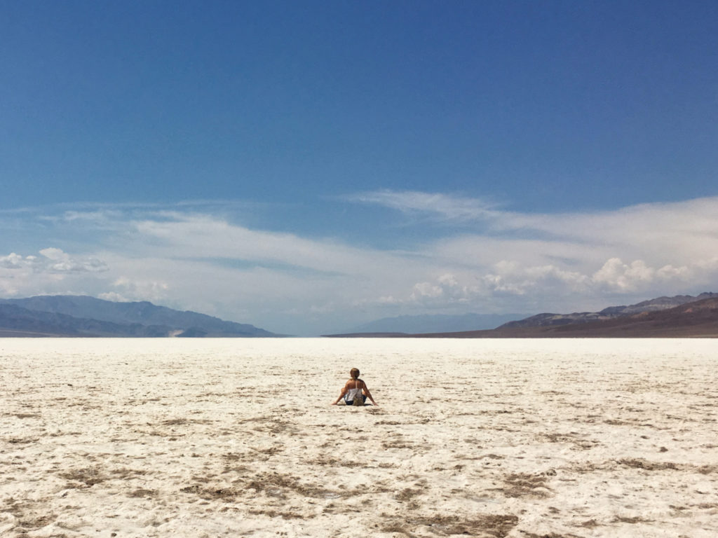 A Day Trip from Las Vegas to Death Valley