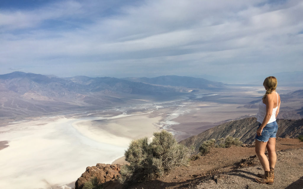 Day Trip Las Vegas to Death Valley Dante's View