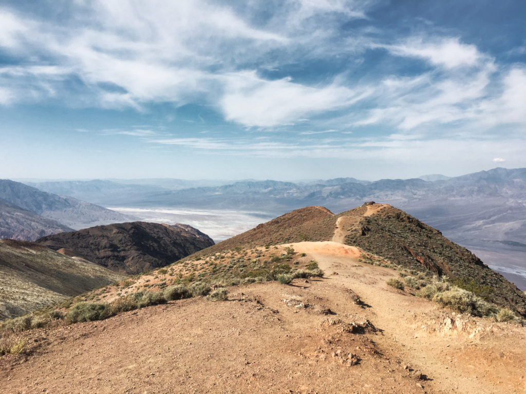 Dante's View Day Trip Las Vegas Death Valley