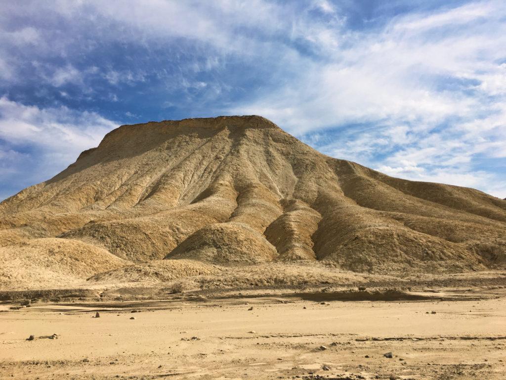 Twenty Mule Team Road Death Valley