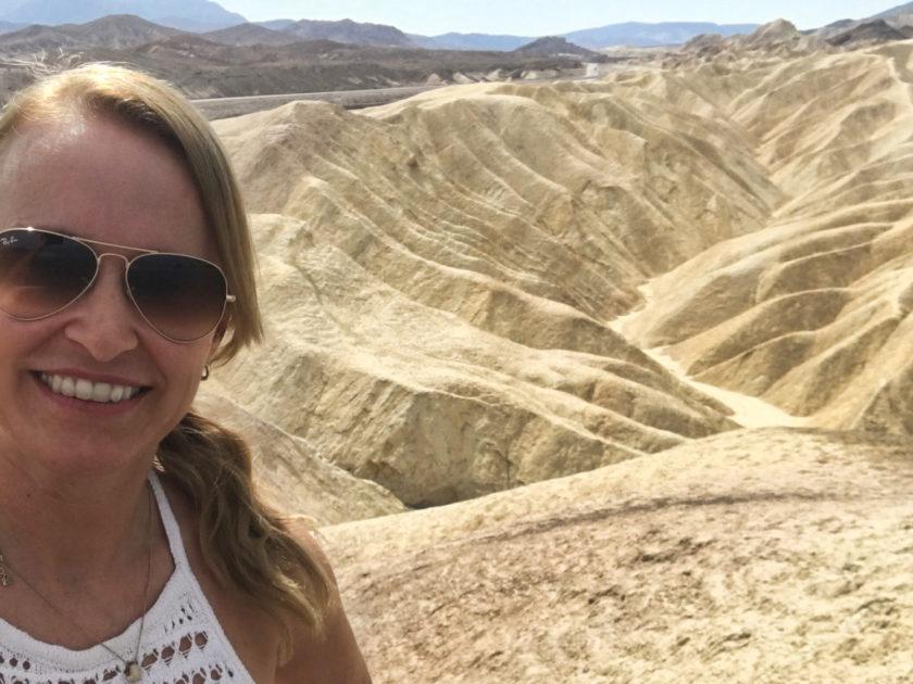 Zabriskie Point Trail Day Trip Las Vegas Death Valley